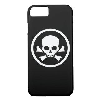 Death Skull iPhone 7 Case
