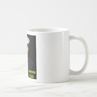 Death Smiles At Everyone We Always Smile Back Classic White Coffee Mug