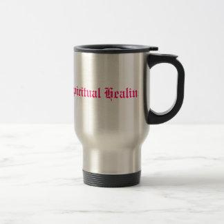 DEATH  Spiritual Healing album cover mug