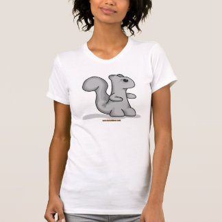 Death Squirrel Women's Light Shirt