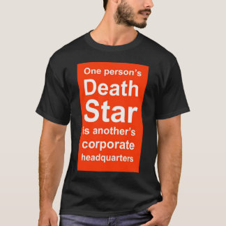 Death star shirt