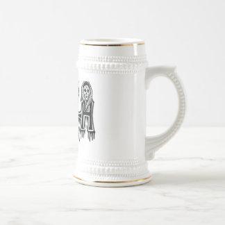 Death Stien Coffee Mugs