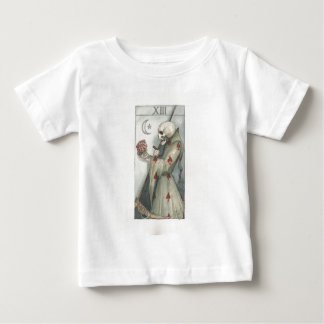 death tarot card dominic murphy baby T-Shirt
