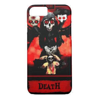 Death Tarot Card iPhone 7 Case