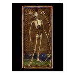 Death Tarot Card Post Cards