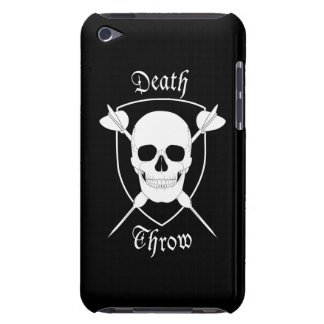 Death Throw I-Touch Cover Barely There iPod Cover