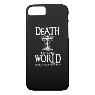 Death to the World iPhone 7 Case