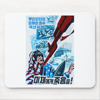 Death to US Imperialists! Mouse Pad