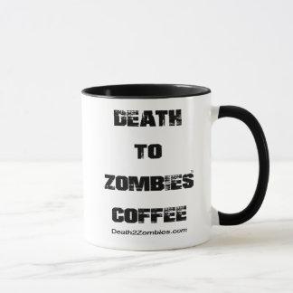 Death to Zombies Coffee Mug