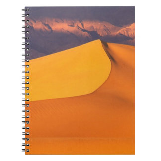 Death Valley at Dawn. California Notebooks