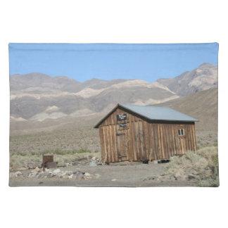Death Valley - Ballarat Ghost Town Place Mat