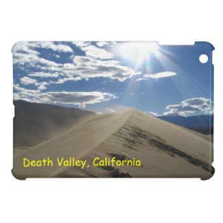 Death Valley Dunes Cover For The iPad Mini