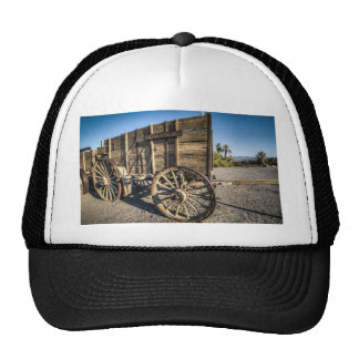 Death valley furnace creek ranch entry wreth carri mesh hats