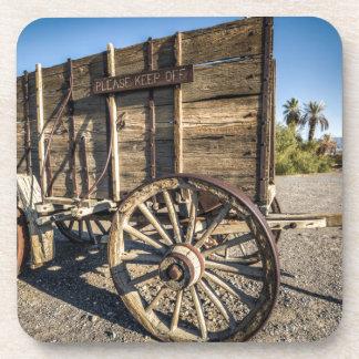Death valley furnace creek ranch entry wreth carri coaster