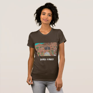 Death Valley Ghost House Shirt