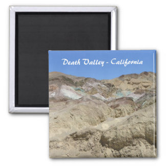 Death Valley Great Magnet! Square Magnet