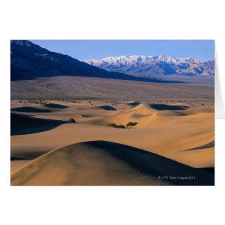 Death Valley Landscape 2 Card