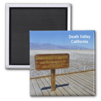 Death Valley Magnet! Square Magnet