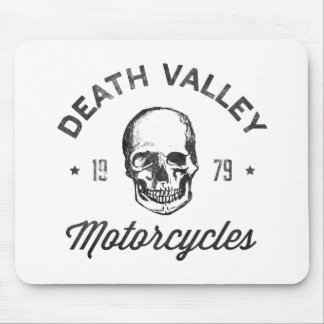 Death Valley Motorcycles Mouse Pad