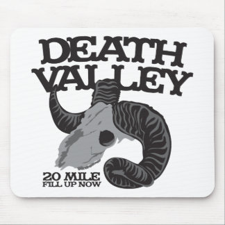 DEATH VALLEY MOUSE PAD