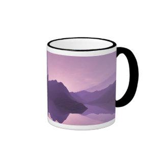 Death Valley Ringer Mug