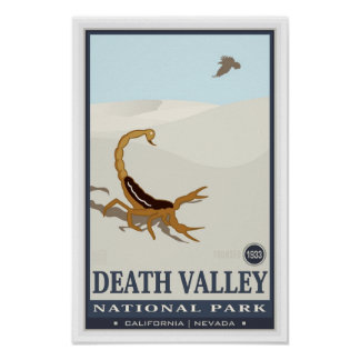 Death Valley National Park 2 Poster