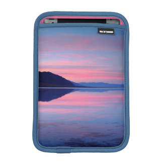 Death Valley National Park. Badwater at dawn iPad Mini Sleeve