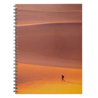 Death Valley National Park | California Spiral Notebook