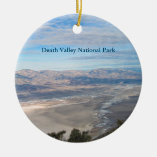 Death Valley National Park Ceramic Ornament