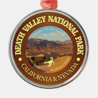 Death Valley National Park Christmas Ornament