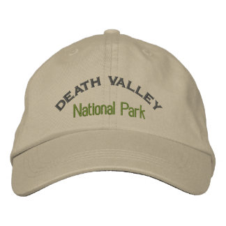 Death Valley National Park Embroidered Baseball Cap