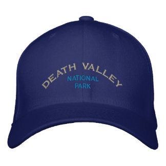 Death Valley National Park Embroidered Hat