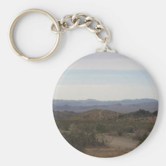 Death Valley National Park Key Ring