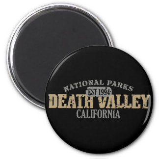 Death Valley National Park Refrigerator Magnet