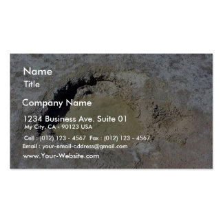 Death Valley Pack Of Standard Business Cards