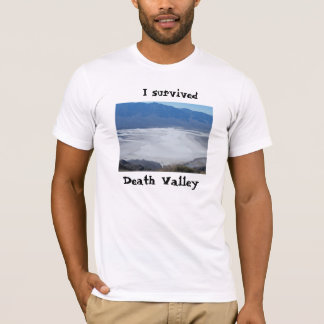 Death Valley Photo T-shirt