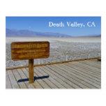 Death Valley Postcard!