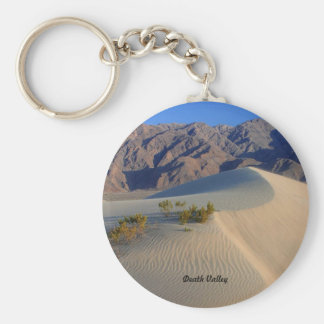 Death Valley Sand Dunes Key Ring