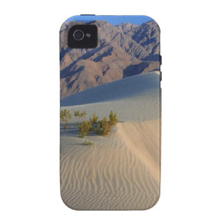DEATH VALLEY SAND DUNES PHOTOGRAPHY NATURE BEAUTY VIBE iPhone 4 CASE