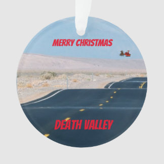 Death Valley Scenic Ornament