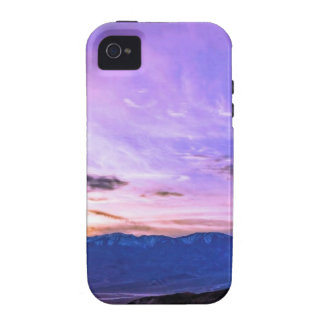 Death Valley Sunset Case For The iPhone 4