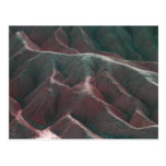 Death Valley Terrain Postcard