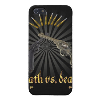 death vs. death iPhone 5 covers