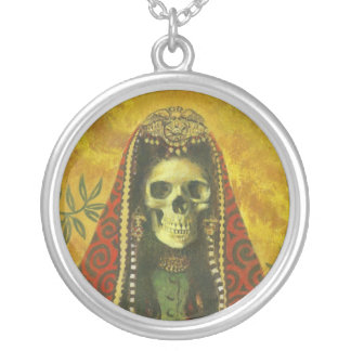 Death Witch Necklace