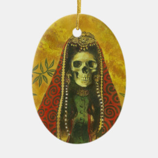 Death Witch Ornament