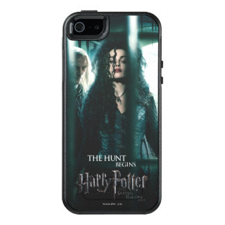 Deathly Hallows - Bellatrix & Lucius OtterBox iPhone 5/5s/SE Case