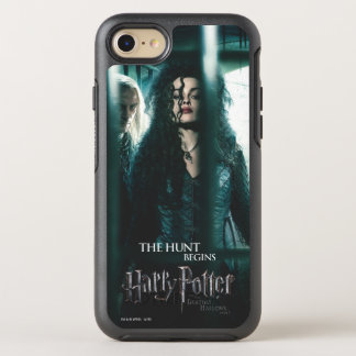 Deathly Hallows - Bellatrix & Lucius OtterBox Symmetry iPhone 7 Case