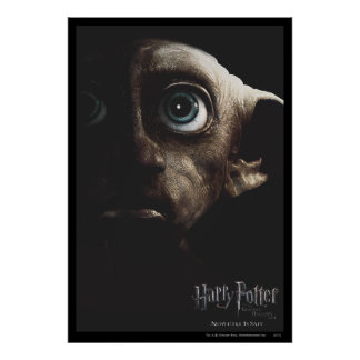 Deathly Hallows - Dobby Poster