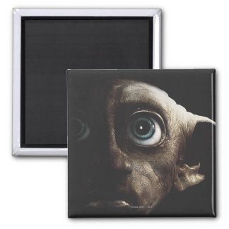 Deathly Hallows - Dobby Square Magnet