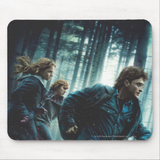 Deathly Hallows - Group Running Mousepad